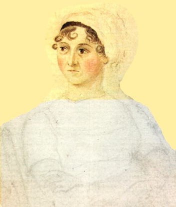 Jane Austen by Cassandra