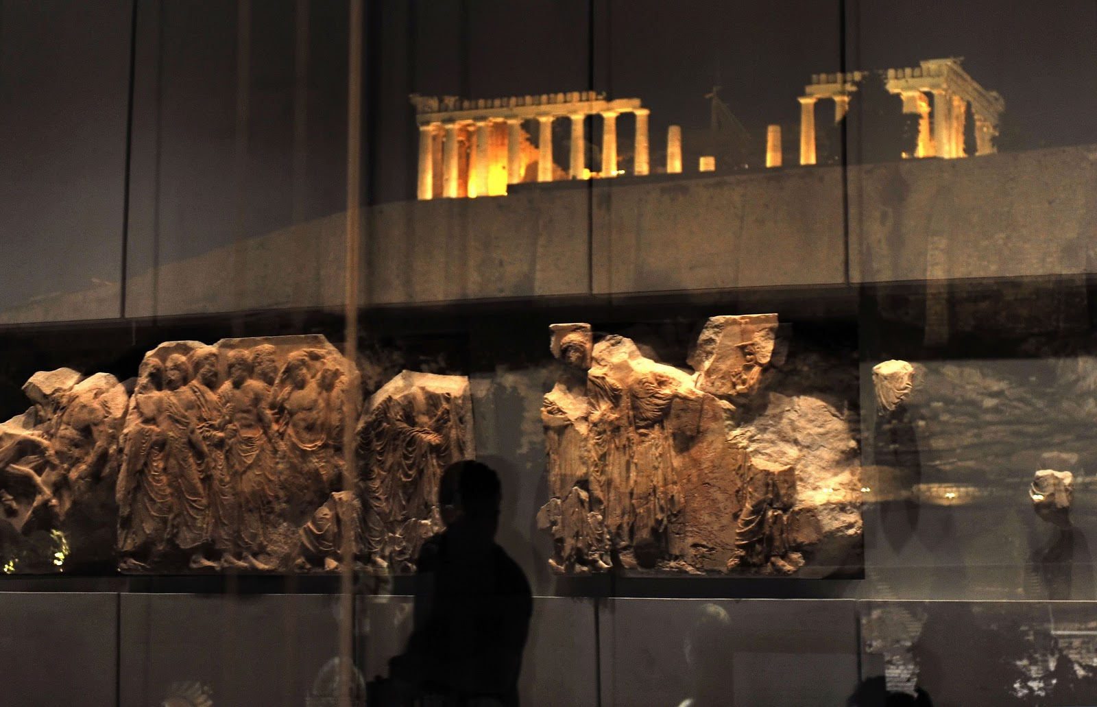 Greece Athens - New Acropolis Museum