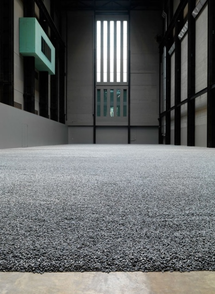The Unilever Series Ai Weiwei Sunflower Seeds