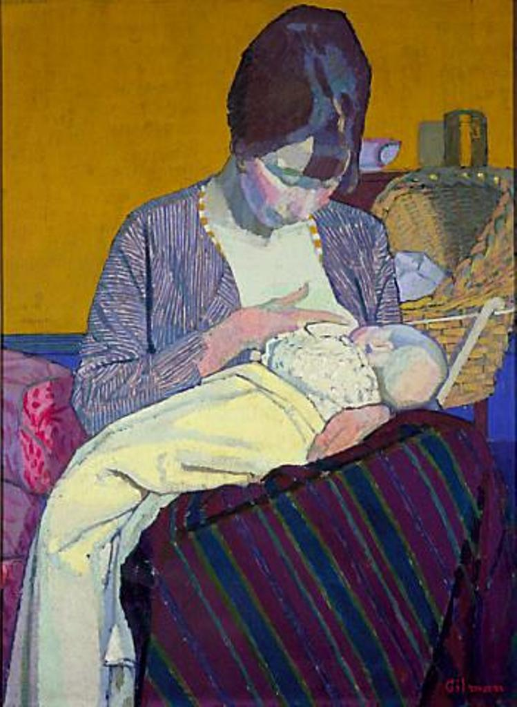 Gilman-Mother-and-Child