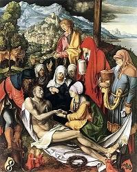 Θρήνος πάνω από το Νεκρό Χριστό, 1500-1503