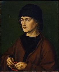 Ο πατέρας του καλλιτέχνη, 1490
