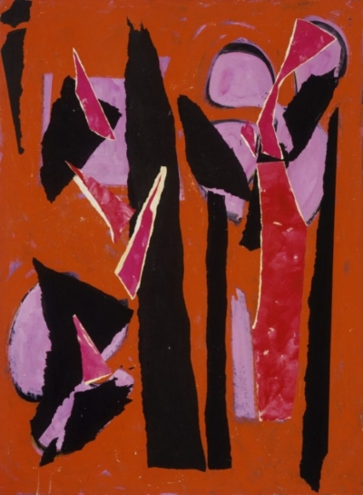 Lee Krasner, Desert Moon