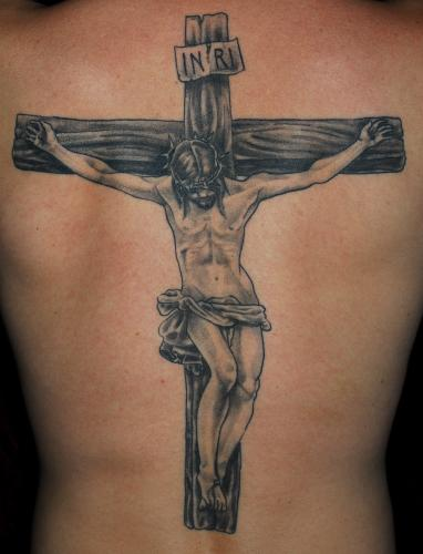 28 cross tattoos for backside